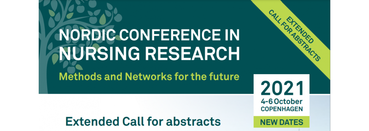 Extented call for abstracts